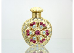 Glass flacon for perfumes 50.