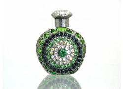 Sklenený flakón na parfum 53