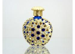 Skleněný flakon na parfém 54.