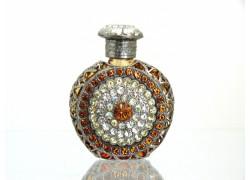 Sklenený flakón na parfum 56.