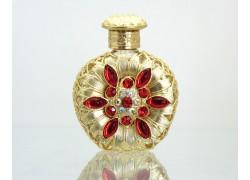 Sklenený flakón na parfum 59.