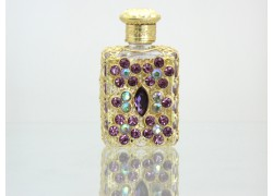 Sklenený flakón na parfum 65