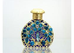Skleněný flakon na parfém 66.