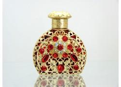 Sklenený flakón na parfum 67