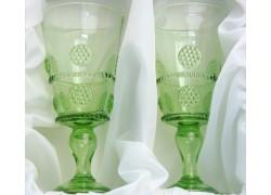 Sklenička na víno C43 200ml / 160mm Lesní sklo 2ks sklenic