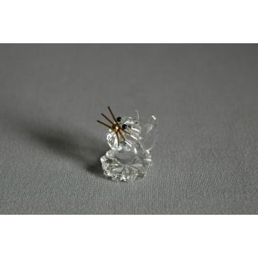 Kotě 900 crystal 2x2,5x2,5 cm