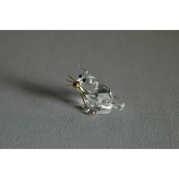 Kotě 903 crystal 2x3x3 cm