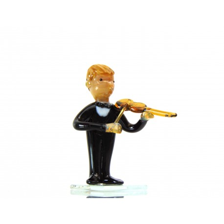 Muzikant mini housle