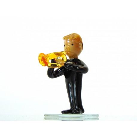 Muzikant mini trumpeta
