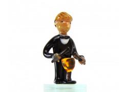Figurka - Muzikant hrající na Tympán
