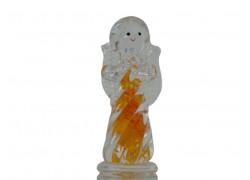 Glass Angel, to orange www.sklenenevyrobky.cz