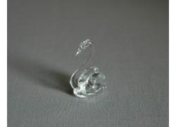 Labuť 1000 crystal 2x4x3 cm