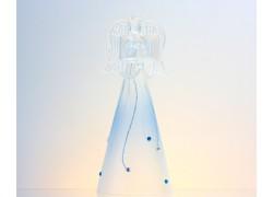 Anděl na svíčku 18,5cmx8cm