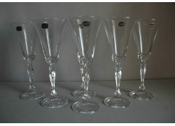 Sklenice na bílé víno Victoria 190ml set 6 ks