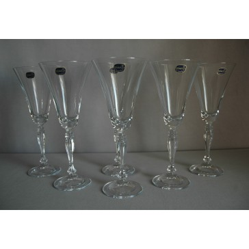 Sklenice na bílé víno Victoria 230ml set 6 ks
