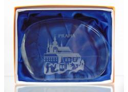 Plaque Prague 053011 11,5x7,5x2,5 cm