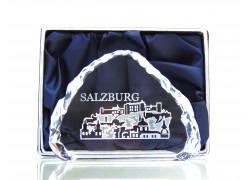 Plaketa Salzburg 8,5 x 6,5 cm