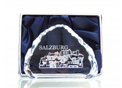Plaque Salzburg 8,5x6,5 cm