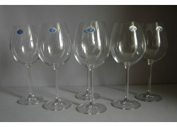 Sklenice na bílé víno Natalie 580ml set 6 ks