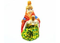 Vianočná ozdoba Traja králi Melichar