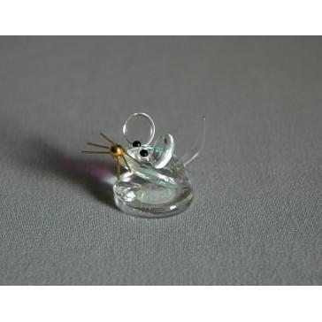 Myš mini 752 AB 2,5x2x3 cm