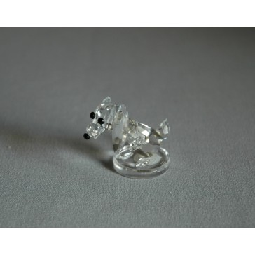 Pes 803 crystal 2,5x3,5x5 cm