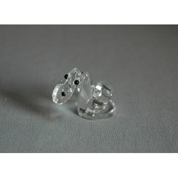 Pes 804 crystal 3x4x4,5 cm