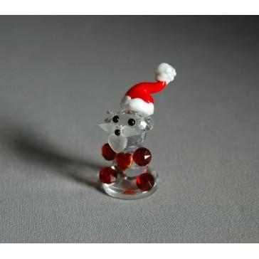 Santa 201 srdce 2,5x5,5x3,5 cm