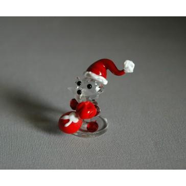 Santa 203 s vakem 3,5x5x5 cm
