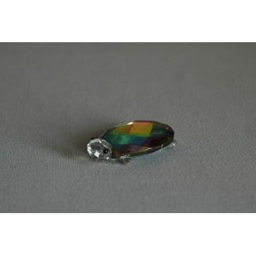 Želva 500 vitrail 2,5x1,5x4 cm