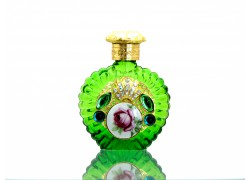Flakon na parfém www.sklenenevyrobky.cz