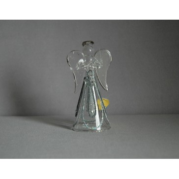 Sklenený anjel 9,5 cm 11. www.sklenenevyrobky.cz