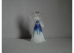Glass angel 11 cm 4. www.sklenenevyrobky.cz