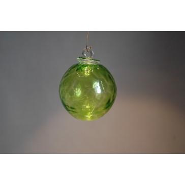 Závěsná koule z hutního skla 6 cm 4.