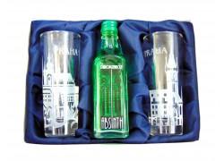 Absinth gift set Prague