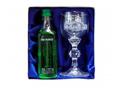 Absinth gift set Carlsbad
