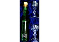 Absinth gift set Mariánské Lázně