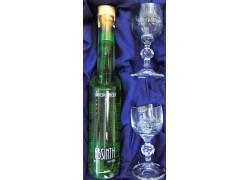 Absinth gift set Kutná Hora