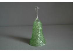 Skleněný zvonek, zelený